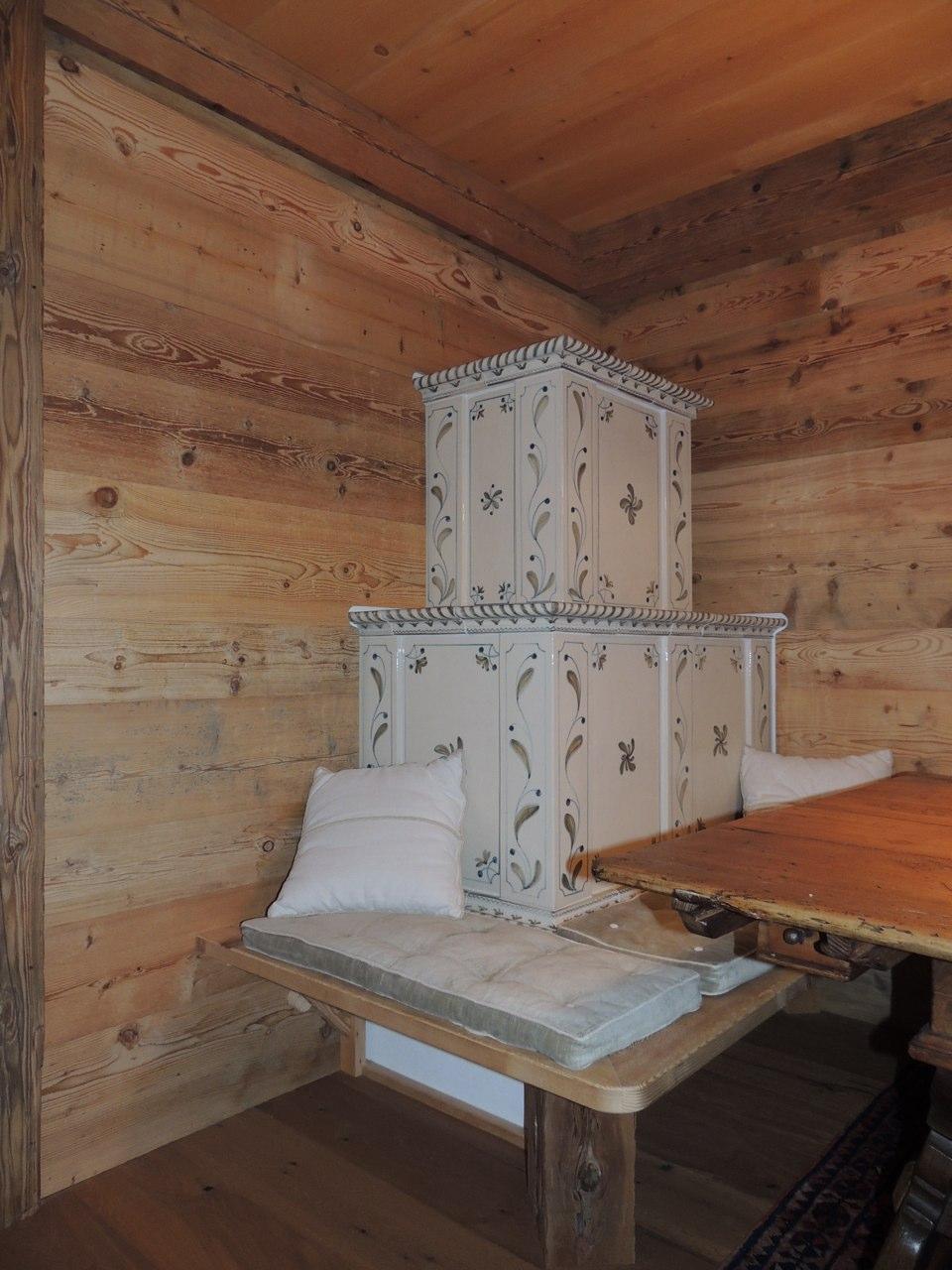 stube in cucina in legno_falegnameria Bariza