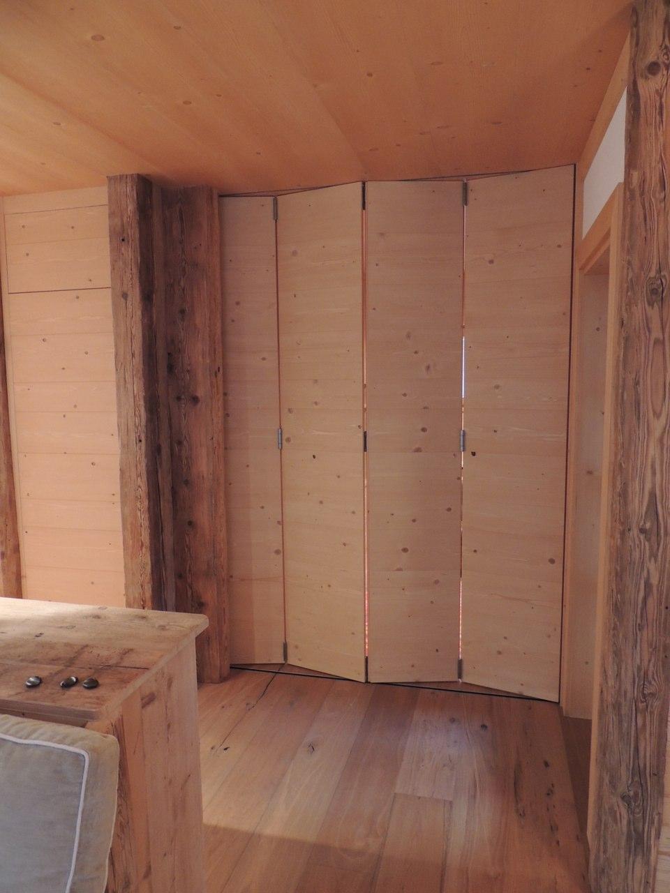 sipario in legno_falegnameria Bariza