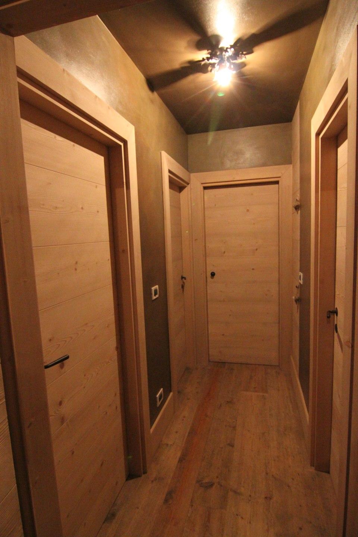 camere Chalet di montagna_falegnameria Bariza