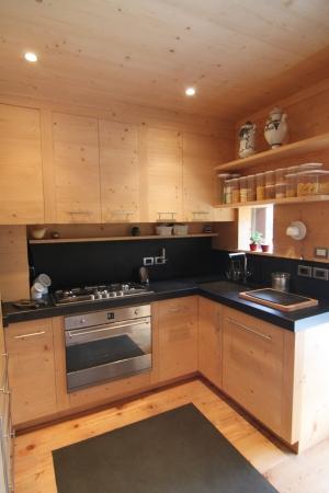 cucina in legno_falegnameria Bariza