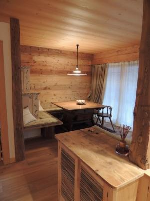 living in legno su misura_falegnameria Bariza