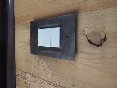 dettagli casa in legno__falegnameria Bariza
