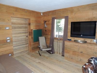 combinazione di legno per salotto_falegnameria Bariza